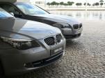 BMW 5-Series: One 2010, One 2011.