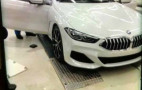 BMW 8-Series leaked