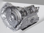 BMW 8-speed transmission