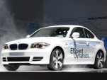 BMW To Provide 4,000 Cars For 2012 Olympics, Electric Cars Included