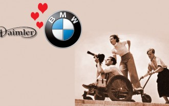 BMW And Daimler? Tough Times Force National Unity In Germany. Uh-Oh.