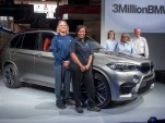 BMW Celebrated 3 Millionth Vehicle