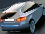 BMW City Electric Car
