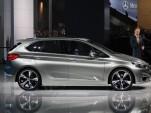 BMW Concept Active Tourer, 2012 Paris Auto Show
