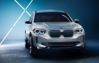 BMW shows off electric X3 concept with 250-mile range