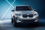 BMW shows off an electric X3 concept with 250-mile range