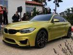 BMW Concept M4 Coupe live photos, Pebble Beach, 2013