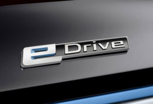 BMW eDrive logo