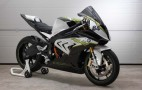 BMW Goes Electric On Two Wheels With eRR Sport Bike Concept