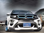 First Body Kit For BMW i3 Electric Car: Looks Tougher, Probably Less Efficient