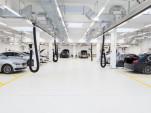 BMW Group Autonomous Driving Campus in Unterschleißheim, Germany