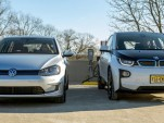 BMW And Volkswagen Team Up With ChargePoint To Expand Electric Car Fast-Charging Sites