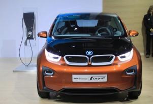 BMW i3 Coupe Concept Live Shots: Los Angeles Auto Show