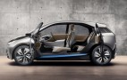 BMW Unveils Updated i3 Concept At Opening Of First i Store