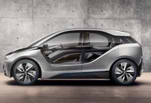 BMW i4 Concept Electric Coupe To Appear At LA Show: Report