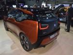 BMW i3 Coupe concept, 2012 Los Angeles Auto Show