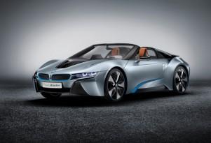 Long-delayed BMW i8 Spyder plug-in hybrid due in 2018