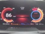 BMW i8 gauge cluster
