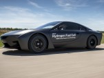"""BMW Hydrogen Fuel-Cell Prototypes Now Testing, Production """"Sometime After 2020"""""""