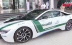 BMW i8 Joins Dubai Police Fleet: Video