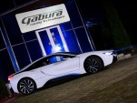 BMW i8 V-8 conversion by Gabura Racing Technologies