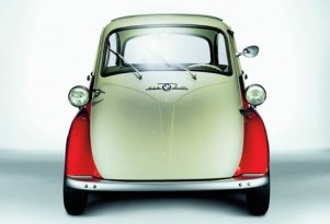 Video: BMW's new sub-brand to revive Isetta name?