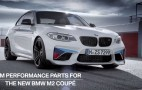 New video highlights M Performance parts for the BMW M2