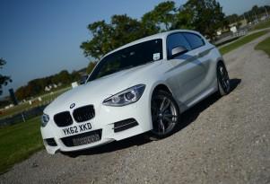 BMW M135i 3dr hatchback quick drive