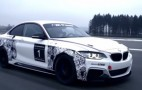 2014 BMW M235i Race Car Shows Off In New Video