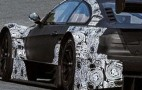 BMW M3 DTM Race Car Spy Shots