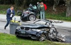 BMW M3 Ripped Apart In Fatal Crash