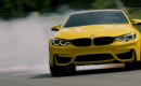 BMW M4 CS drifts the 'Ring in a spot for Pennzoil