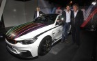 BMW M4 DTM Edition, SEMA-Ready 2015 Ford F-150s, Autonomous Audi RS 7: Today's Car News
