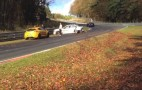 BMW M5 Ring Taxi Crashed (Again): Video