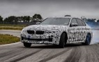 BMW details M xDrive all-wheel-drive system debuting on M5