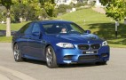 U.S.-Spec 2013 BMW M5 With 6-Speed Manual Debuts In Detroit