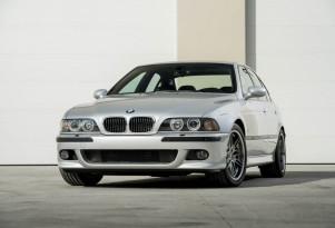 2002 BMW M5 heads to Gooding auction