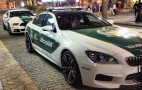 BMW M6 Gran Coupe And Ford Mustang Join Dubai Police Fleet