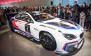 BMW M6 GT3, the base model for the 18th and 19th BMW Art Car