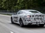 BMW M8 prototype, 2017 M Festival