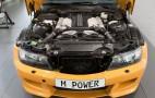 BMW Reveals V-12 Powered Z3 Prototype