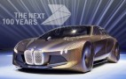 BMW celebrates centenary with Vision Next 100 autonomous concept
