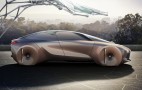 BMW explains the ideas behind its Vision Next 100 concept: Video