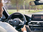 BMW with Alexa integration