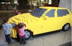 Kids Use 165,000 Bricks To Build World's Largest LEGO BMW X1
