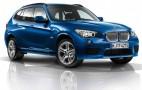 BMW X1 M Sports Package Revealed