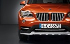 Report: BMW readying X1-based X2 coupe-like crossover