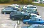 WTF Video: BMW X5 Parking Fail