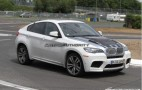 BMW X6 M Special Edition Spy Shots