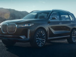 BMW X7 concept leaked ahead of 2017 Frankfurt auto show - Image via Bimmerpost
